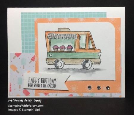 SAB Ice Cream Truck Swap