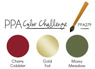 PPS279 Color Badge