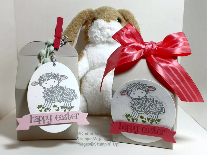 March 2016 Blog Hop, StampinMojo, Easter Lamb, All Boxed Up Kit