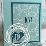 A Scenic Swirly Love Note