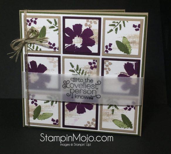 Stampin Up, Paper Pumpkin Stamp set, Birthday card ideas - Michelle Gleeson, SU