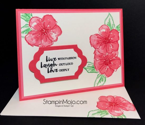 Stampin Up Penned & Painted Beautiful You Michelle Gleeson Stampinup SU