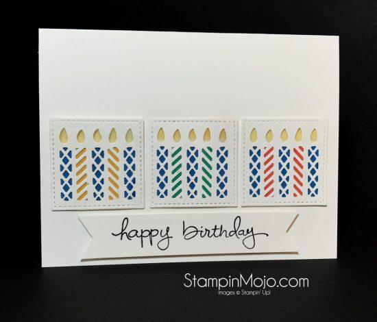 Stampin Up Window Box Thinlit Dies Endless Birthday Wishes Michelle Gleeson Stampinup