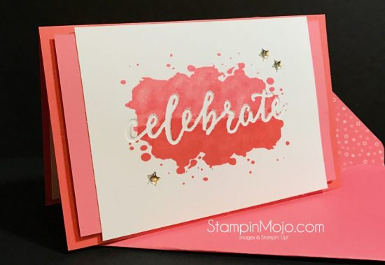 Stampin Up Celebrations Duo Embossing Folders Happy Celebrations Michelle Gleeson Stampinup SU