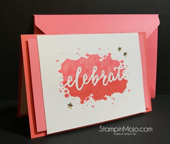 Stampin Up Happy Celebrations Envelope Punch Board Michelle Gleeson Stampinup SU