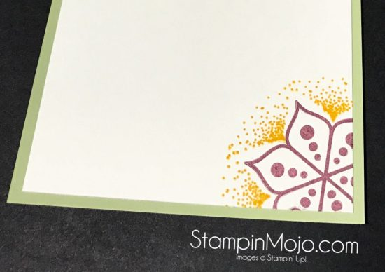 Stampin Up Eastern Beauty Fresh Fig Pear Pizazz Crushed Curry Michelle Gleeson Stampinup SU