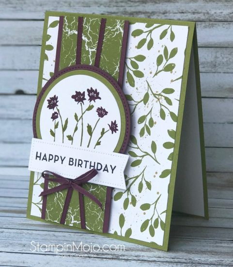 Stampin Up Background Bits Big on Birthdays Merry Little Christmas DSP TTTC011 Birthday card ideas Michelle Gleeson Stampinup SU