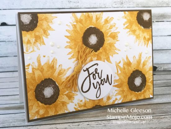 Stampin Up Painted Harvest Michelle Gleeson Stampinup SU