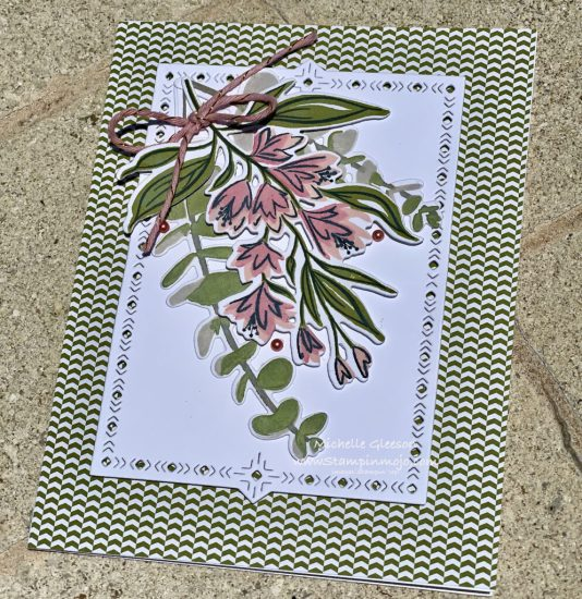 The Greetery Summer Sketches Greetery Simple Things Anytime Card Michelle Gleeson