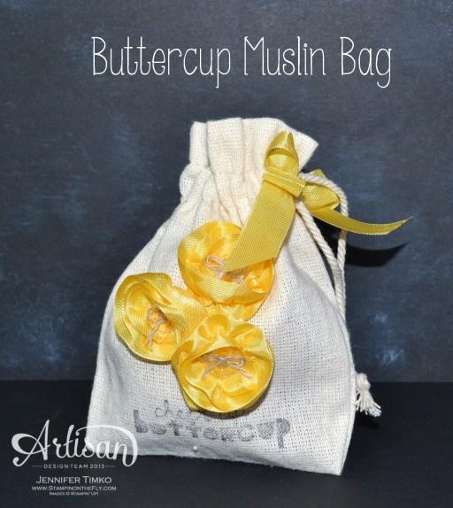 Geometrical - Buttercup bag