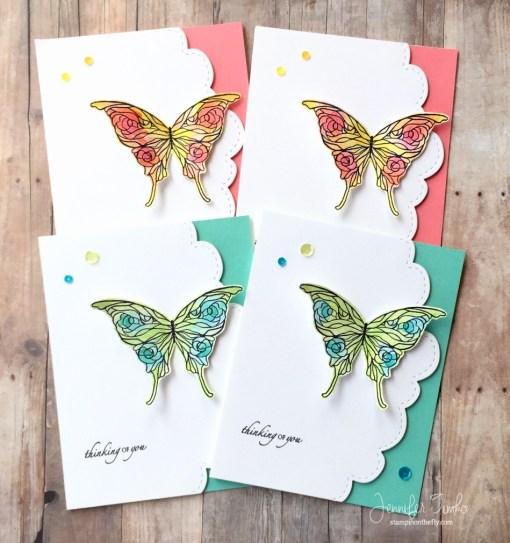 Jen Timko - B4B - Butterfly Set