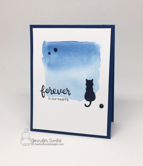 Forever In Our Hearts by Jen Timko | Furr-Ever Friends by Newton's Nook Designs