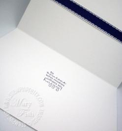Stampin up petit pairs card sample idea