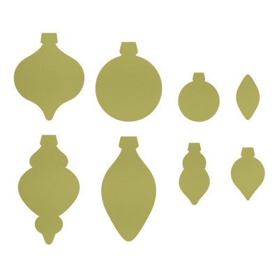 Dies holiday ornaments framelits stampin up stampinup card ideas