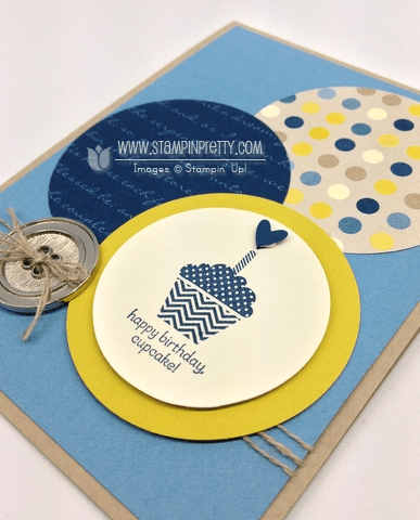 Stampin up stampin up pretty stamp it spring saleabration catalog circle punch ideas cards