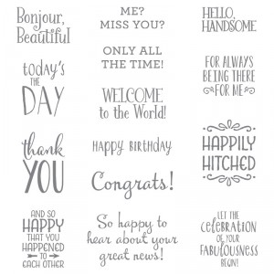 Happy Happenings Stampin' Up! Catalog Favorites by Mary Fish, Stampin' Pretty Blog