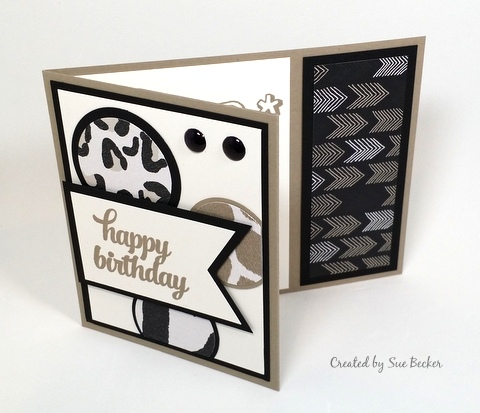 Stampin Up Mary Fish Demonstrator Blog Tin of Cards gift card holder