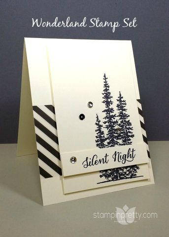 A Simple Saturday Trip To Wonderland Mary Fish Stampin