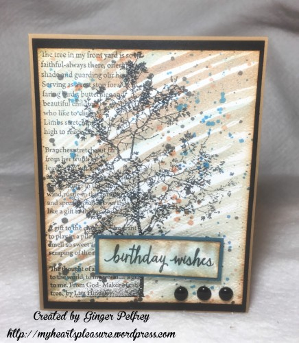Pals Paper Crafting Card Ideas Build a Birthday Mary Fish Stampin Pretty StampinUp