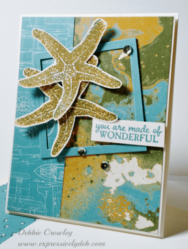 Pals Paper Crafting Card Ideas Picture Perfect Mary Fish Stampin Pretty StampinUp