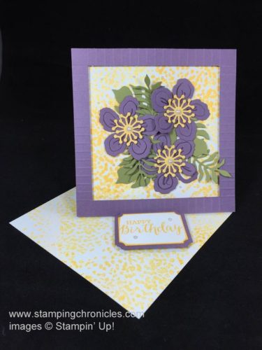 Pals Paper Crafting Card Ideas Botanical Builders Mary Fish Stampin Pretty StampinUp