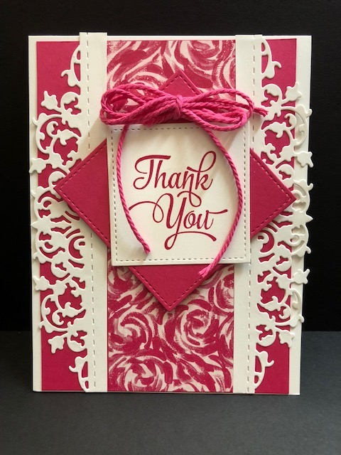 Pals Pick of the Week Frenchie Hum. Mary Fish, Stampin' Pretty