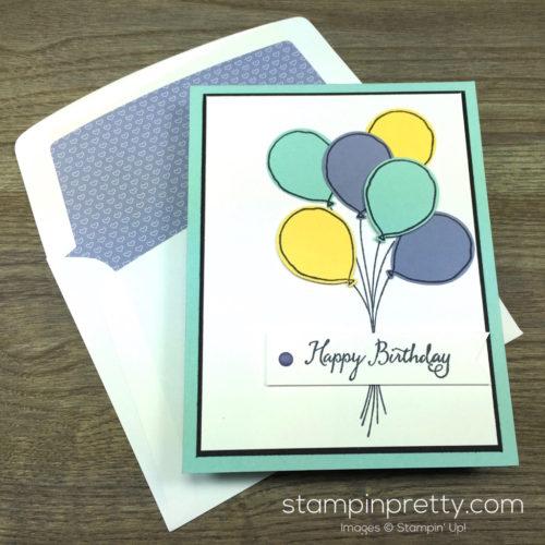 Balloon Celebration Stamp Set by Stampin' Up!