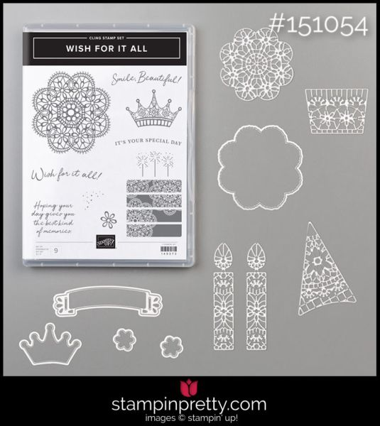Stampin' Up! A Wish for it All Bundle