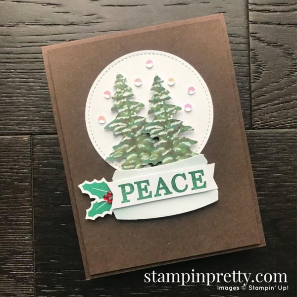Winter Gifts November 2019 Paper Pumpkin Alternate #3 Mary Fish, Stampin' Pretty