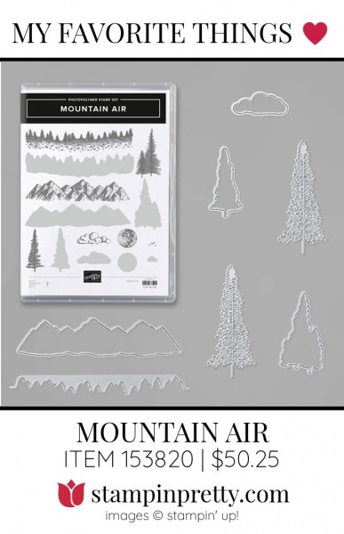 My Favorite Things Mountain Air