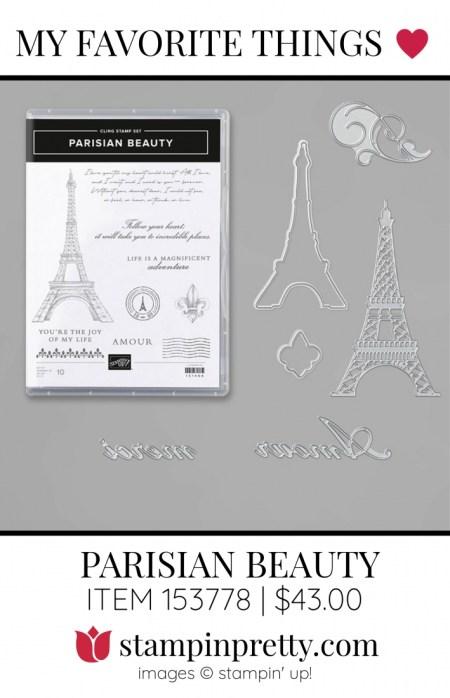 My Favorite Things Parisian Beauty