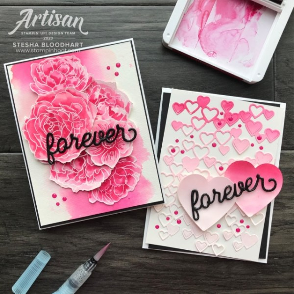 Stampin' Pretty Pals Sunday Picks 02.09 - Stesha Bloodhart