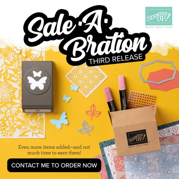 Sale-A-Bration 3rd Release