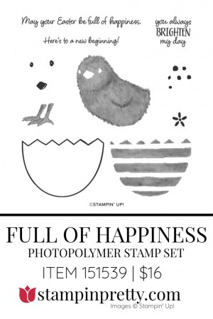 Full of Happiness Stamp Set