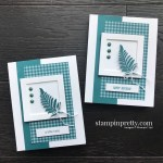 Pretty Peacock In Color by Stampin