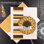 SNEAK PEEK! Celebrate Sunflowers Bundle from Stampin