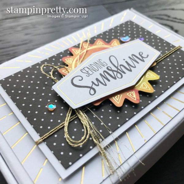 Box of Sunshine June 2020 Paper Pumpkin Alternate #1 Mary Fish, Stampin' Pretty
