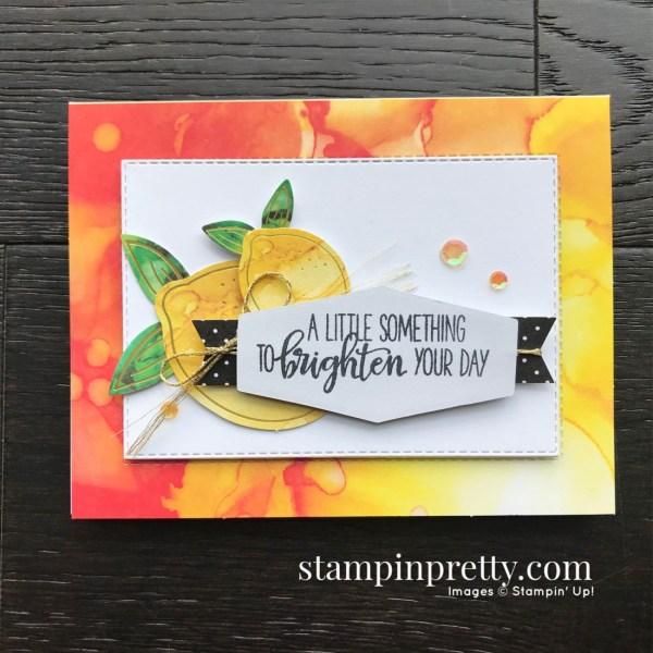 Box of Sunshine June 2020 Paper Pumpkin Alternate #2 Mary Fish, Stampin' Pretty