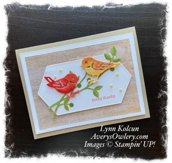 Stampin' Pretty Pals Sunday Picks 06.07- Lynn Kolcun 2