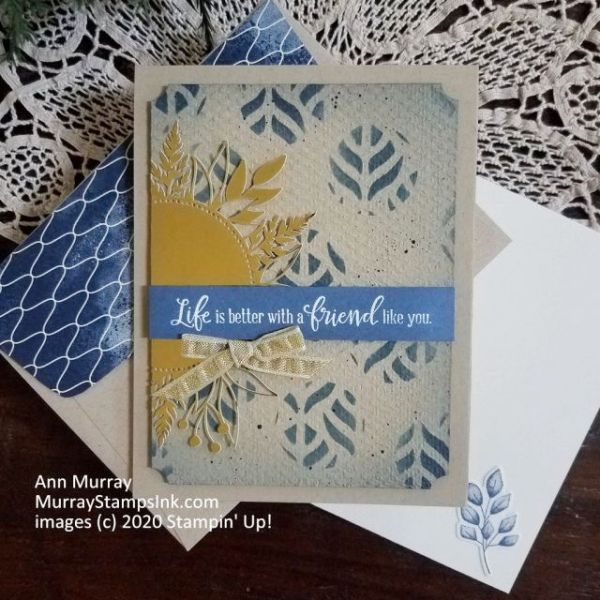 Stampin' Pretty Pals Sunday Picks 07.12- Ann Murray