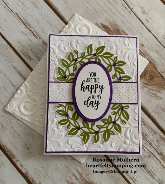 Stampin' Pretty Pals Sunday Picks 07.12- Rosanne Mulhern