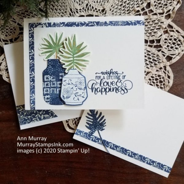 Stampin' Pretty Pals Sunday Picks 07.19- Ann Murray