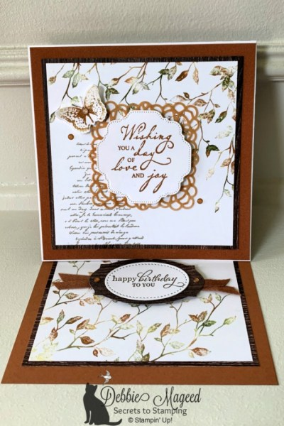 Stampin' Pretty Pals Sunday Picks 07.26- Debbie Mageed