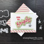 Create this card using the Peace and Joy Bundle from Stampin