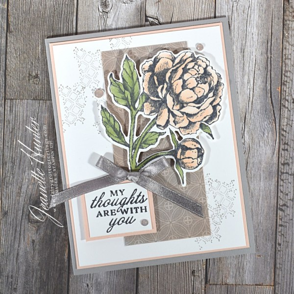 Stampin' Pretty Pals Sunday Picks 08.02- Jeanette Hunter