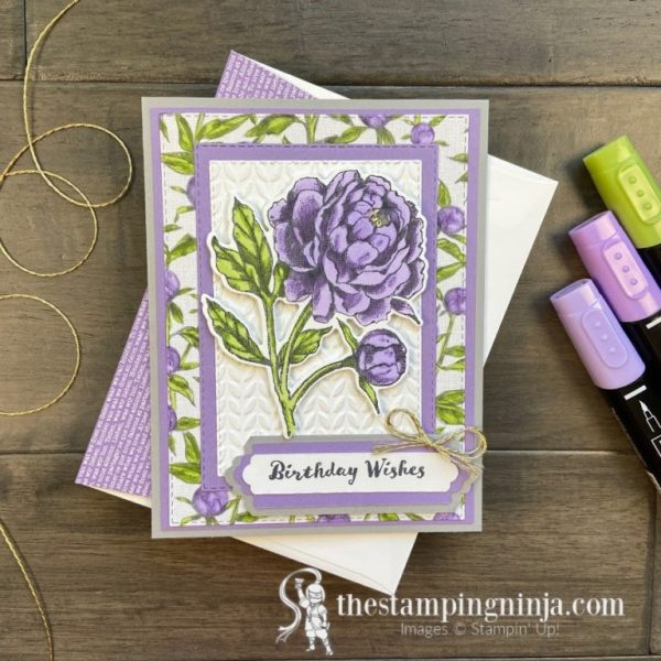 Stampin' Pretty Pals Sunday Picks 08.02-Melissa Seplowitz