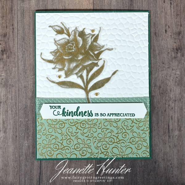 Stampin' Pretty Pals Sunday Picks 08.09 Jeanette Hunter