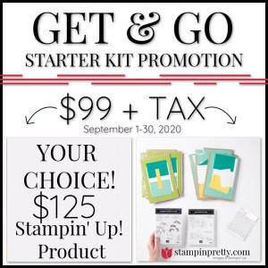 Get & Go Starter Kit Promo Your Choice