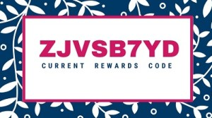 JANUARY 2020 REWARD CODE ZJVSB7YD
