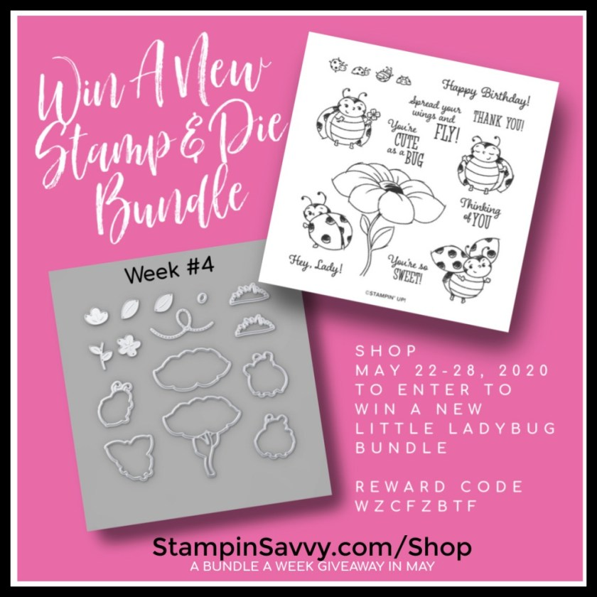 Week 4 May 2020 Bundle GiveAway-2 STAMPIN SAVVY